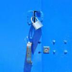 Dataskyddsförordningen i blått